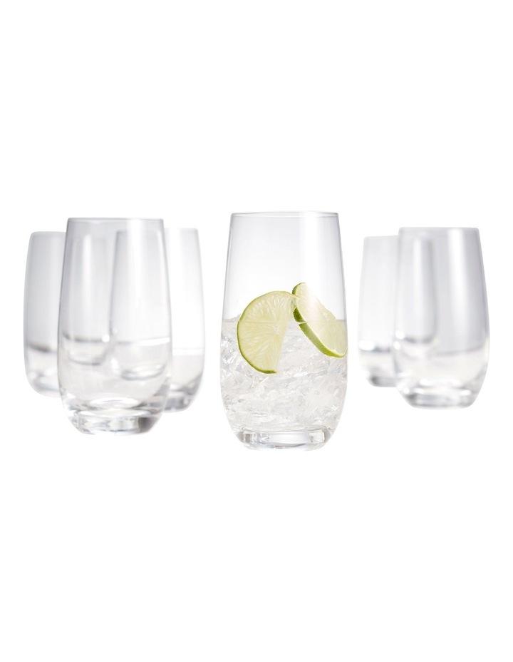 Cuvee Highball Glasses - Set Of 6 image 4