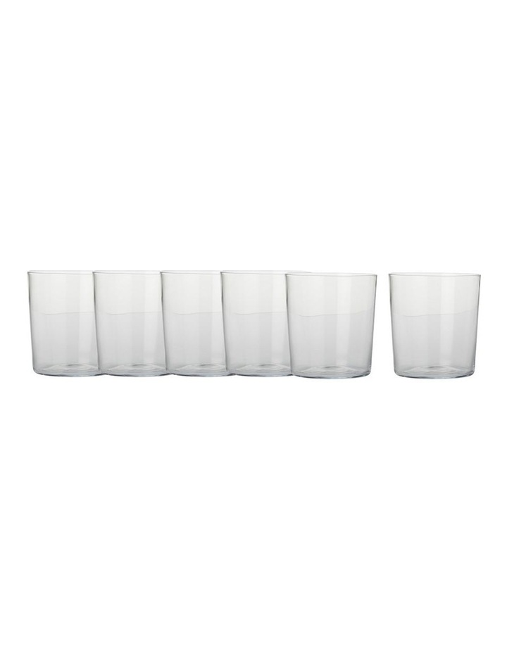 Mansion Tumbler (350ML) Set Of 6 - Gift Boxed image 1