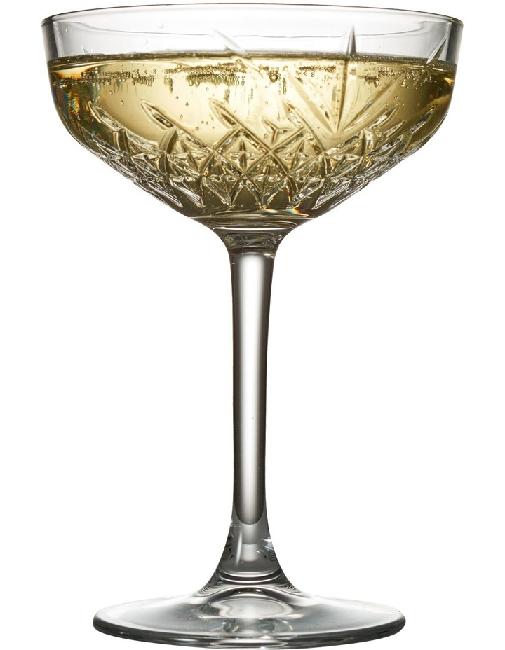 Winston Coupe Glass 270ml S/4 image 2