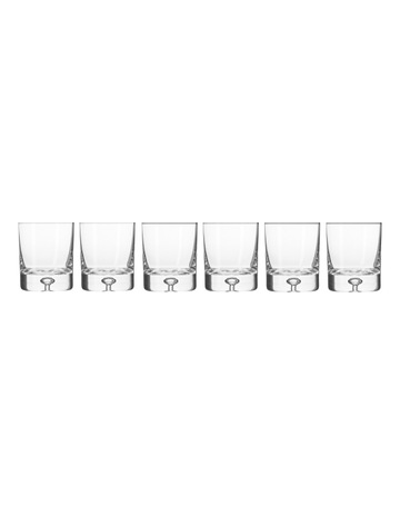 8a751d01801 KrosnoLegend Whisky Glass 250ML 6pc Gift Boxed. Krosno Legend Whisky Glass  250ML 6pc Gift Boxed