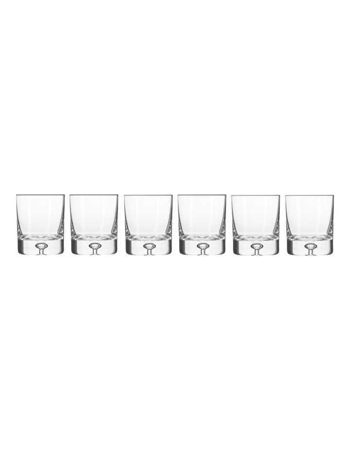 Legend Whisky Glass 250ML 6pc Gift Boxed image 1