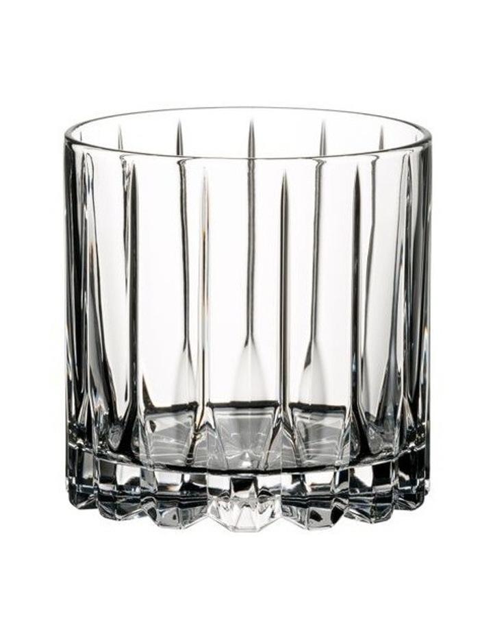 Bar Drink Specific Glassware Rocks Twin Pack image 1