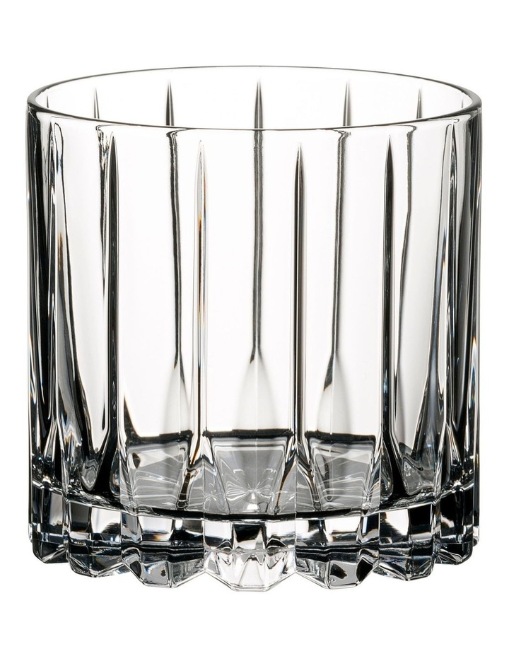 Bar Drink Specific Glassware Rocks Twin Pack image 1