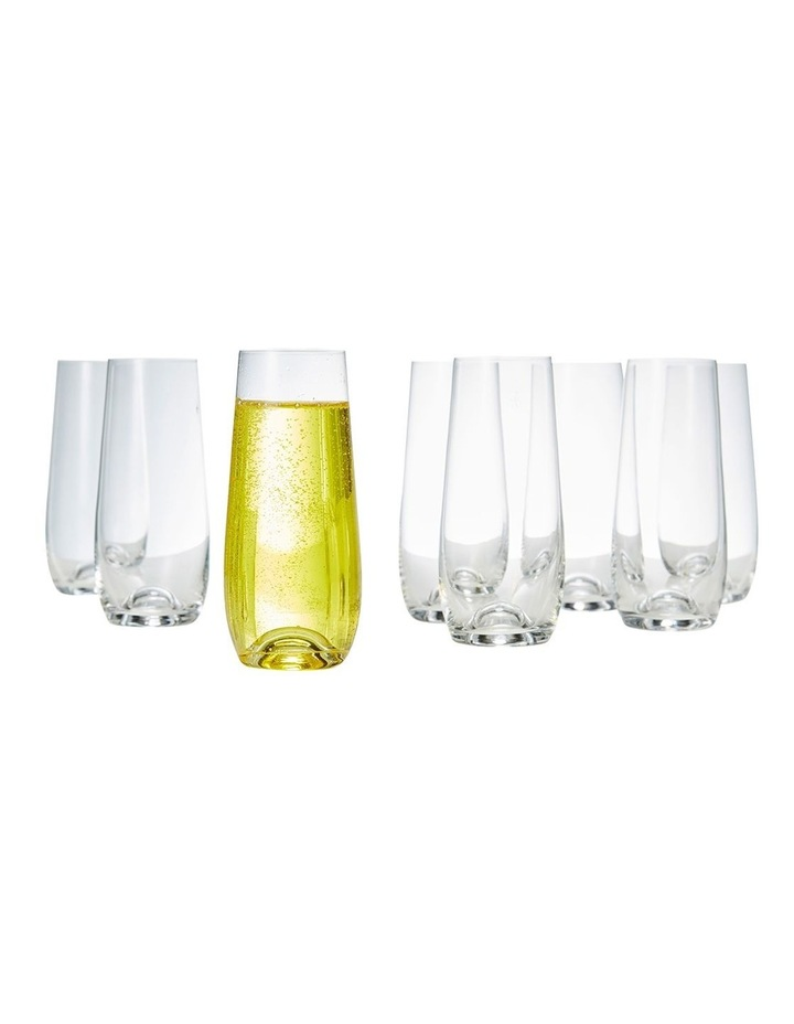 Polo Stemless Flute - Set of 8 image 1