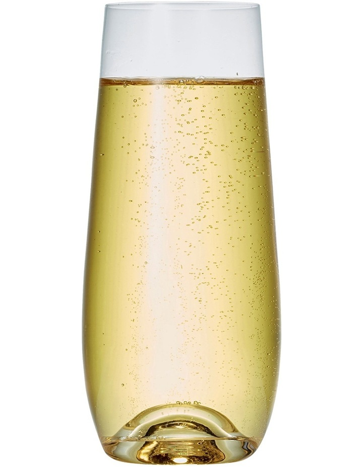 Polo Stemless Champagne Flutes  Set of 8 image 3