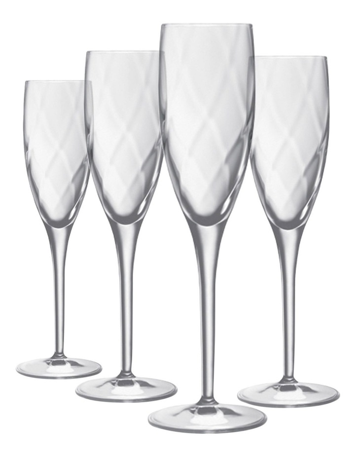Canaletto Champagne Flute  Set of 4 image 4