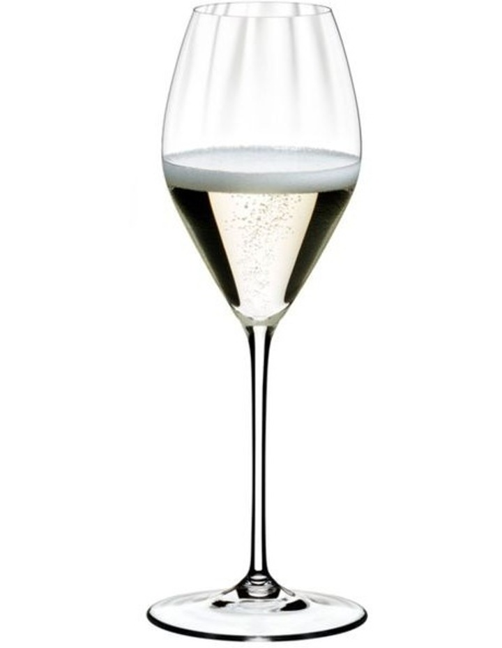 Performance Champagne Wine Glass image 1