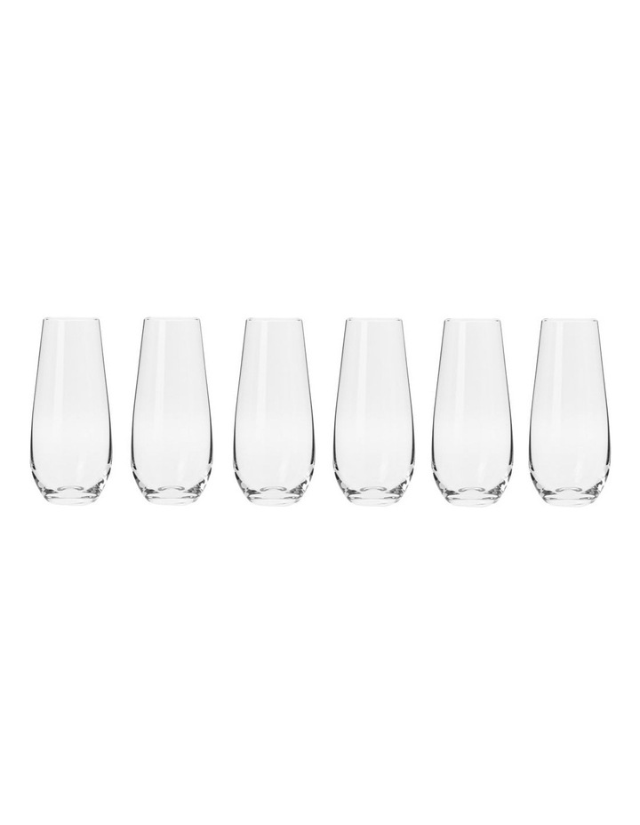 Harmony Stemless Flute 230ML 6 Gift Boxed image 1