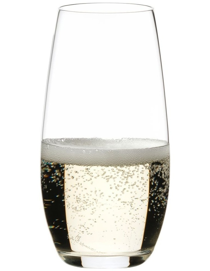 O Series Champagne Set of 2 (stemless) image 2
