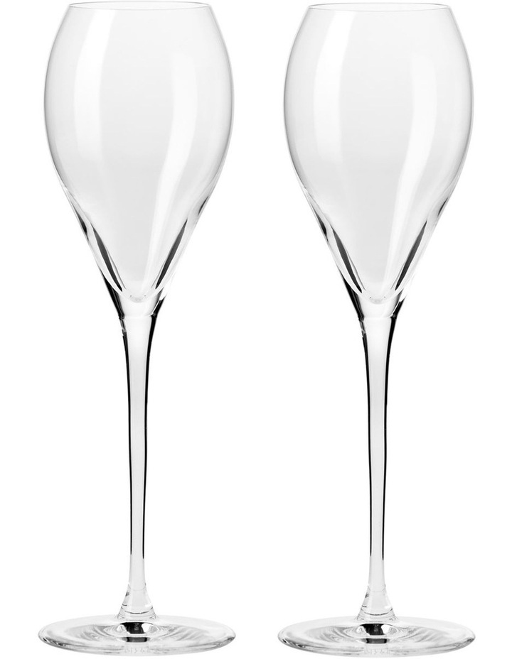 Duet Flute 225ML Set of 2 Gift Boxed image 1