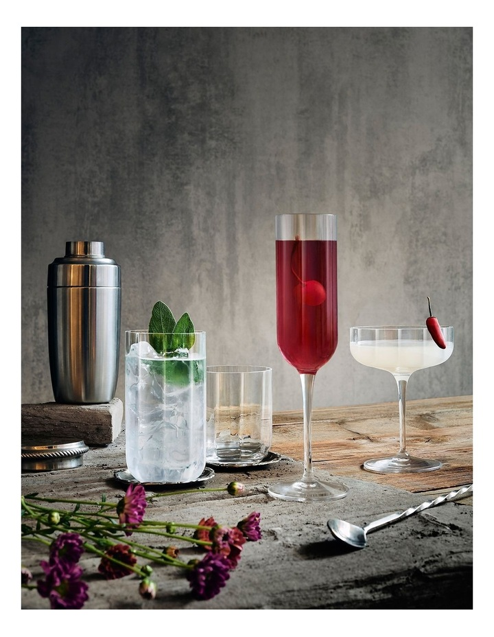 Jazz Champagne Flute Set of 4 image 2