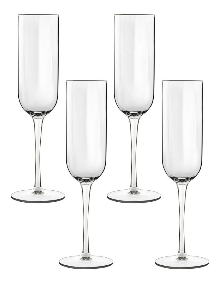 Jazz Champagne Flute Set of 4 image 3