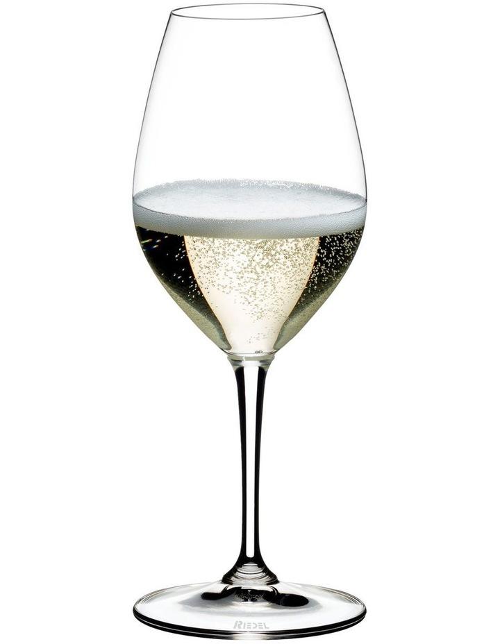 Vinum Champagne Wine Glass Value 6 Pack image 2