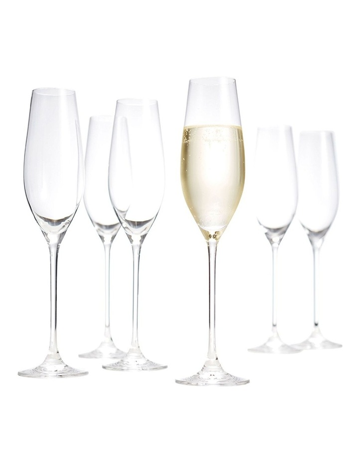Cuvee Champagne Flutes - Set Of 6 image 3