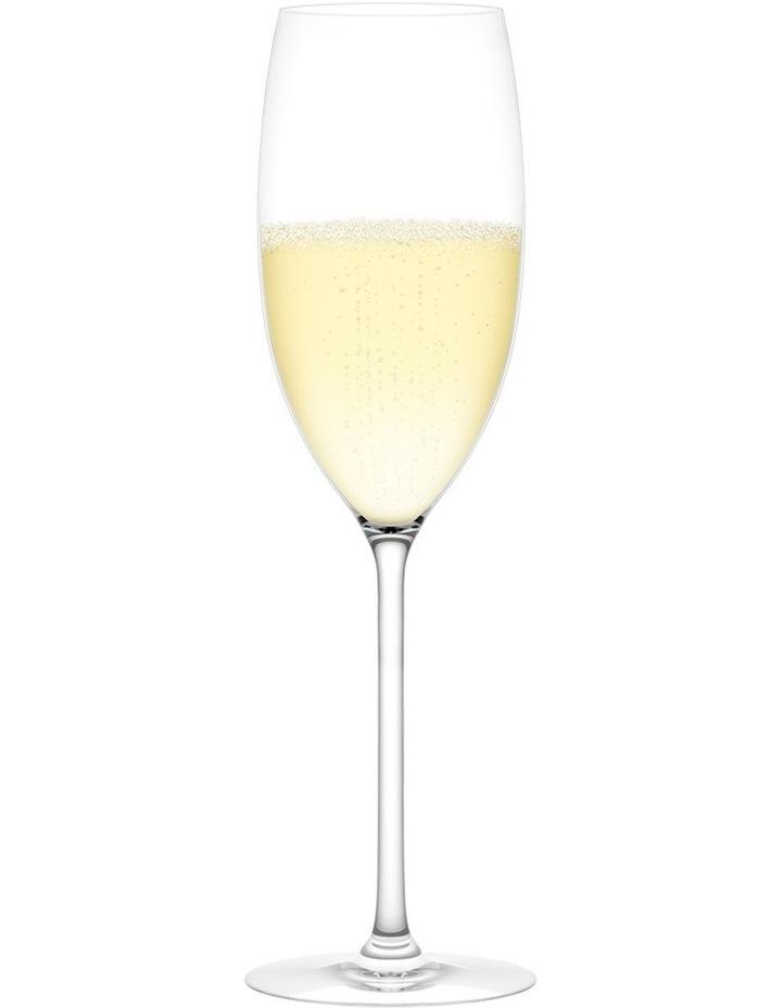 Vintage Sparkling Wine Glass Set of 2 image 2