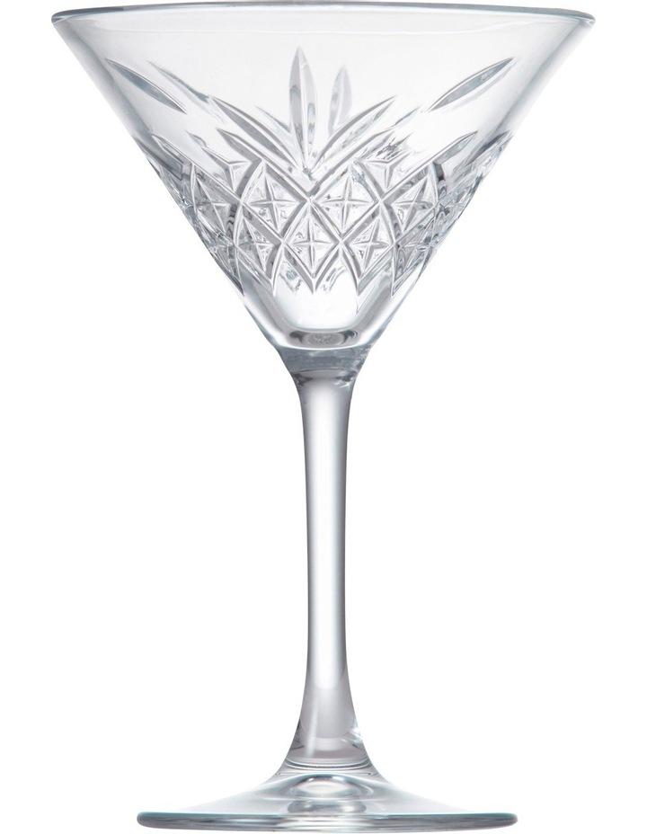 Winston Martini Glass 230ml S/4 image 1
