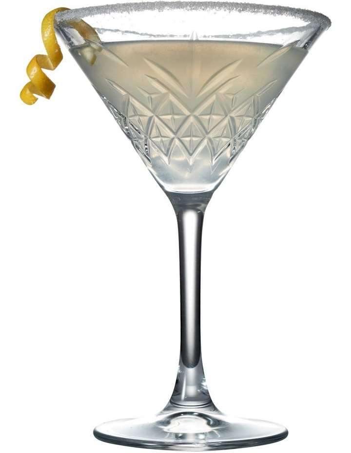 Winston Martini Glass 230ml S/4 image 2