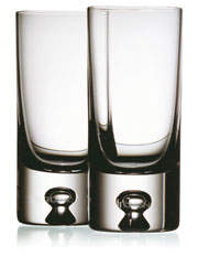 Krosno - Jensen Port Glass, Set of 2, 65ml