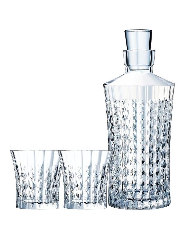 Lady Diamond Whisky Set 3pc Gift Boxed image 1