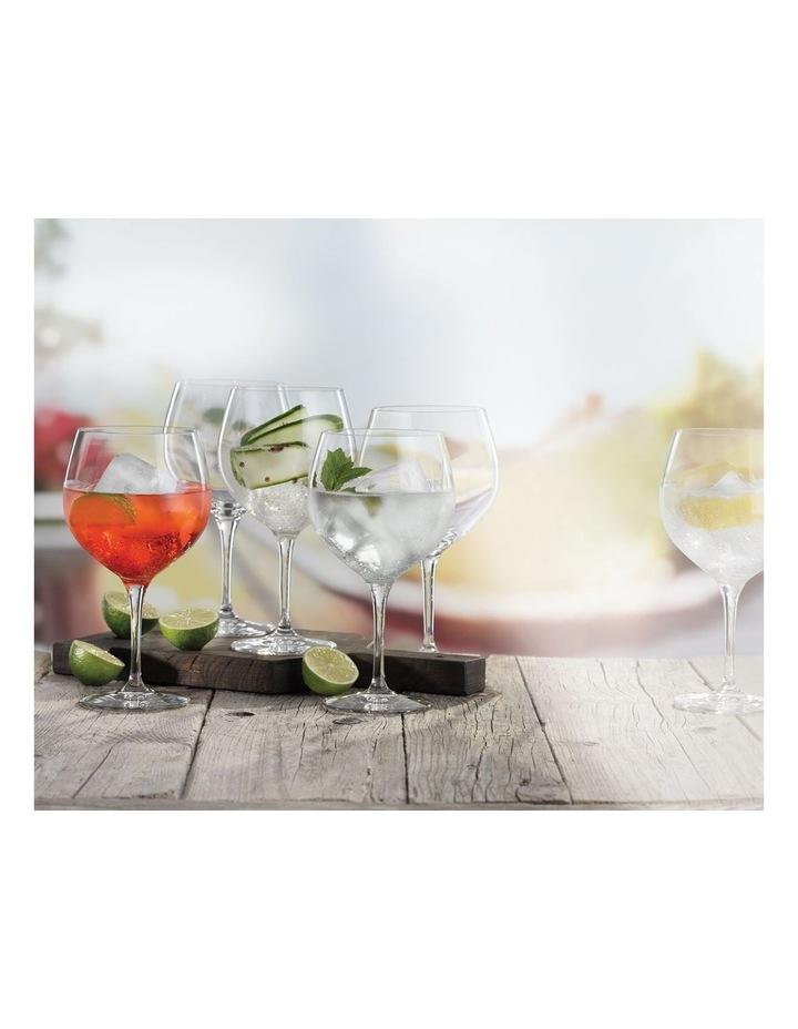 Bbq & Drinks Gin & Tonic Set of 6 image 3