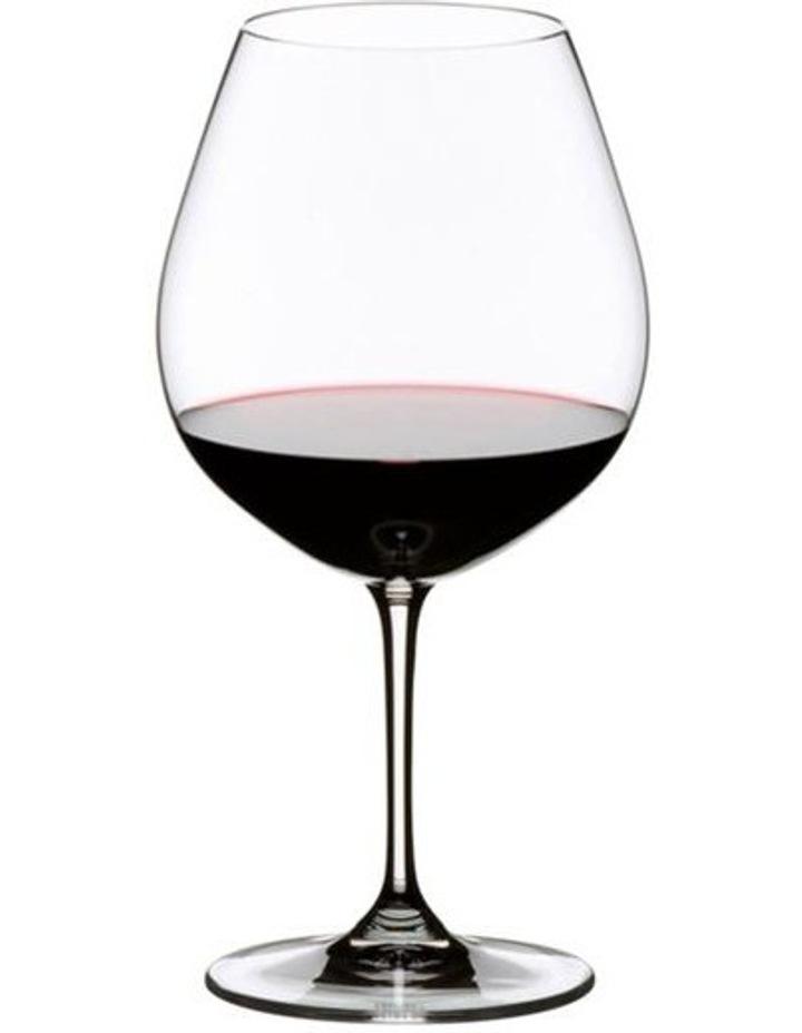 Vinum Pinot Noir (Burgundy) Glass Set Of 2 image 1
