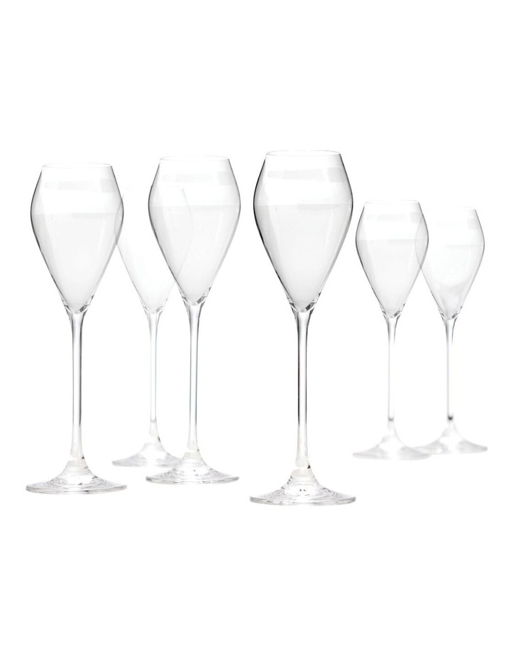 CUVEE Prosecco Glass - 230mL - Set of 6 image 1