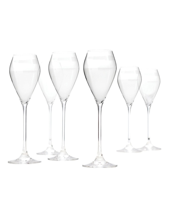 CUVEE Prosecco Glass - 230mL - Set of 6 image 2
