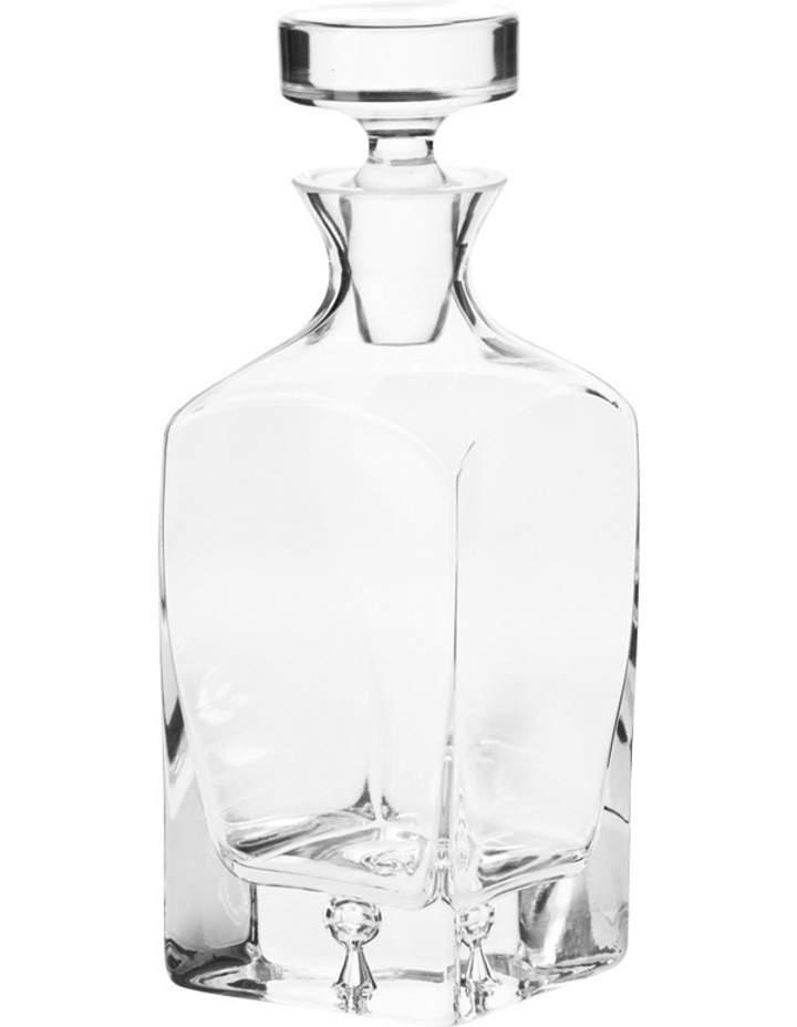 Legend Square Decanter 750ML Gift Boxed image 1