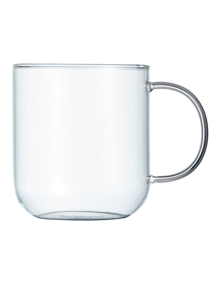 Brew Glass Mug 380ml image 1
