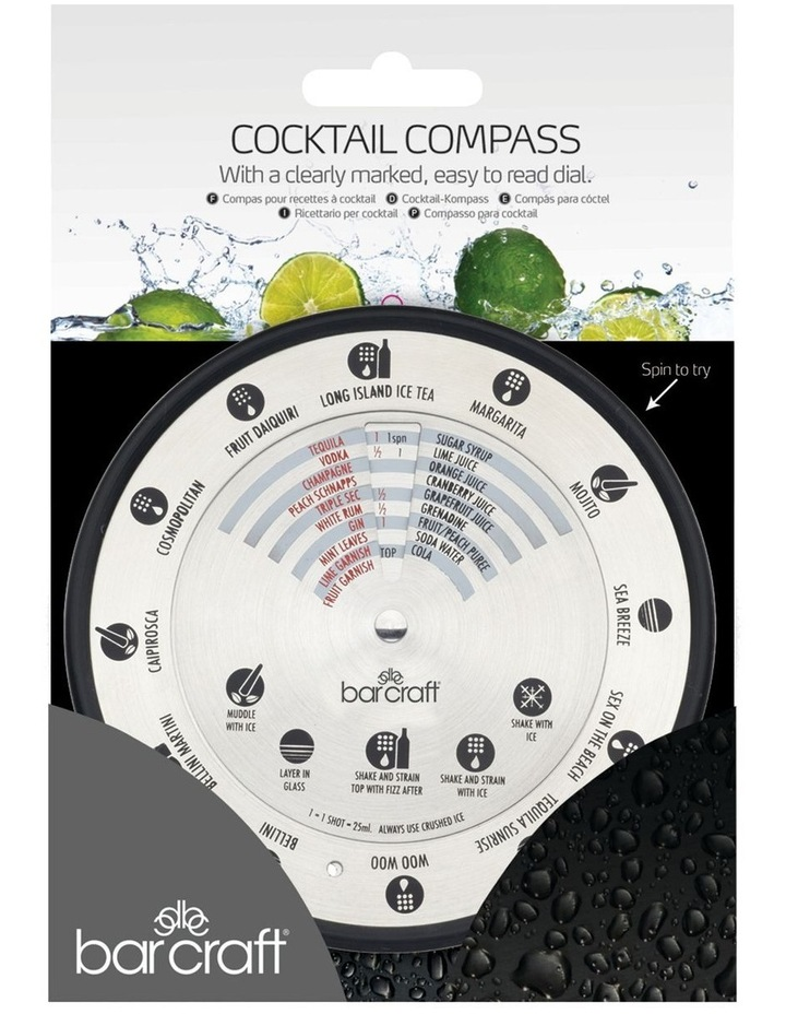 Cocktail Compass Stainless Steel image 2