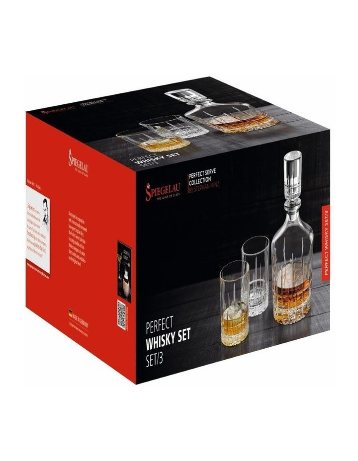 Perfect Serve 3pc Whisky Set image 3