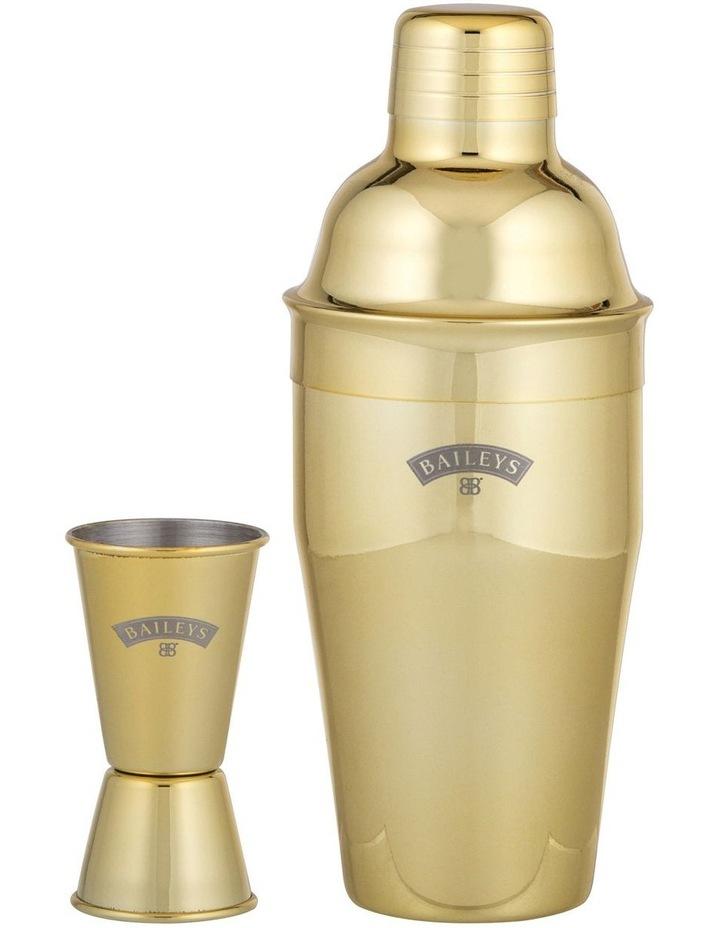 Baileys Cocktail Shaker Set 2pce image 1