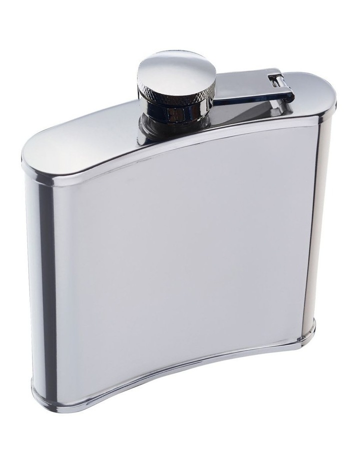Hip Flask 170ML Stainless Steel Gift Boxed image 1
