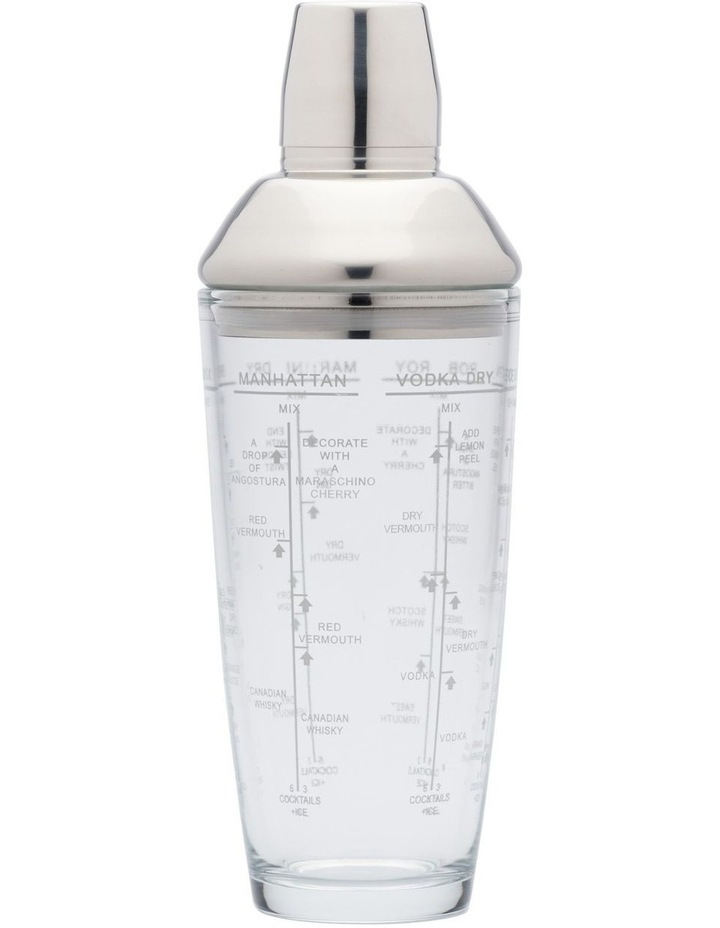 Cocktail Shaker 700ML Gift Boxed image 1
