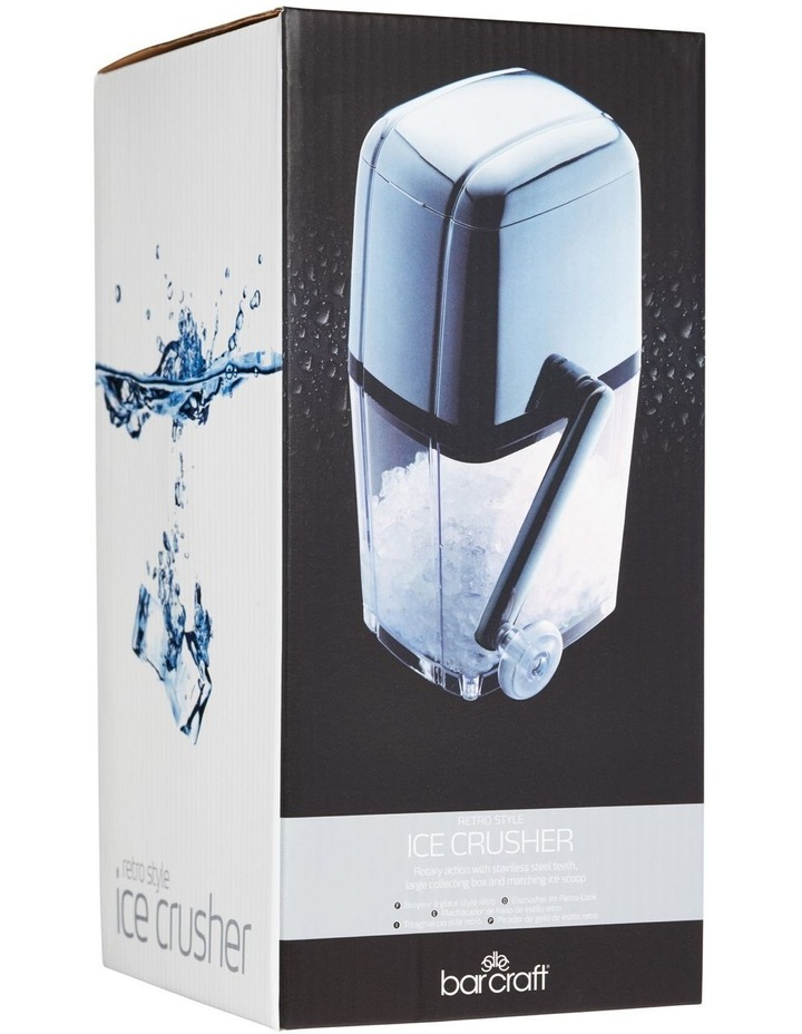 Rotary Action Ice Crusher Gift Boxed image 2