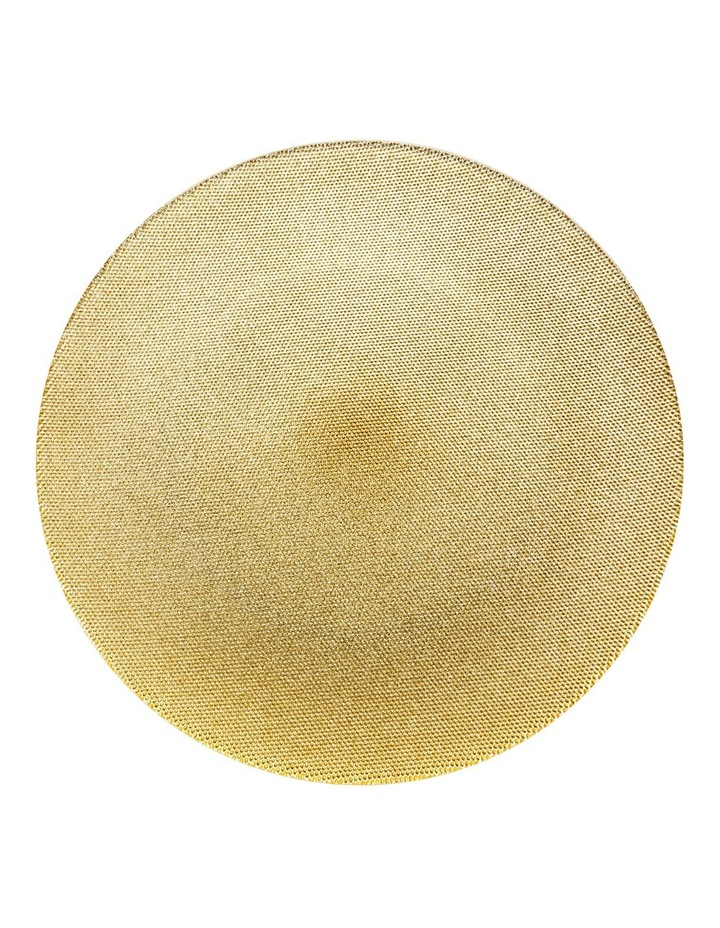 Glitter Cake Plate Gold 33 cm image 1