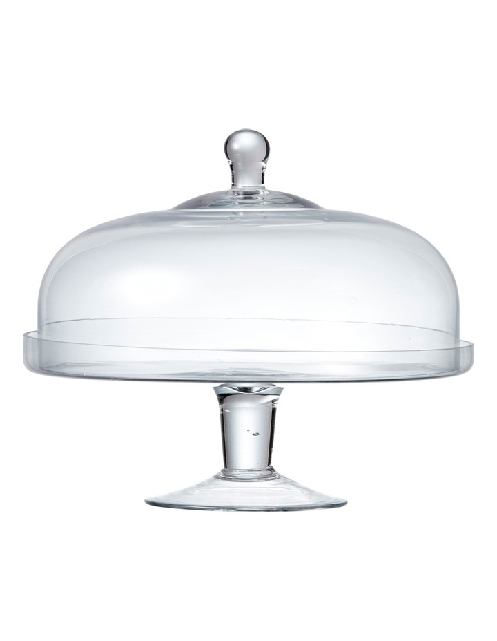 Salut Domed Cake Stand  29x30cm image 1