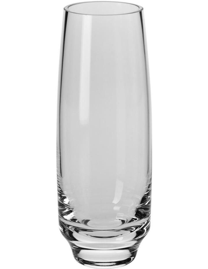 Halo Cylinder Vase 20cm Boxed image 1