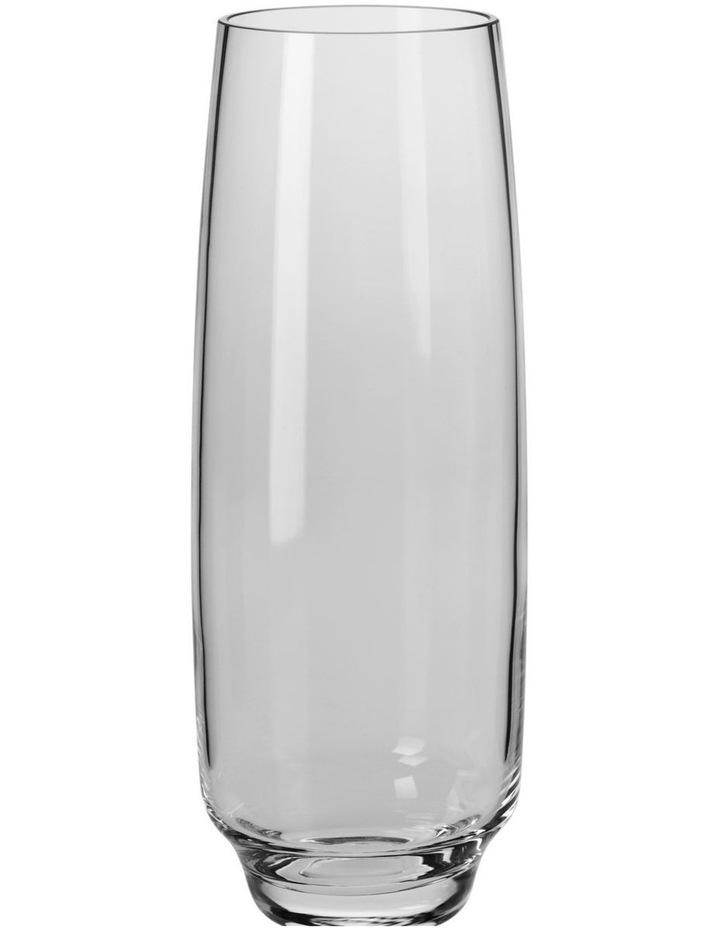 Halo Cylinder Vase 30cm Boxed image 1
