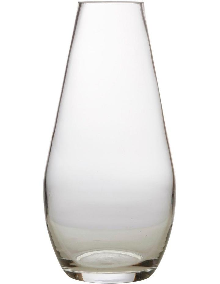 Diamante Teardrop Vase 25cm Gift Boxed image 1