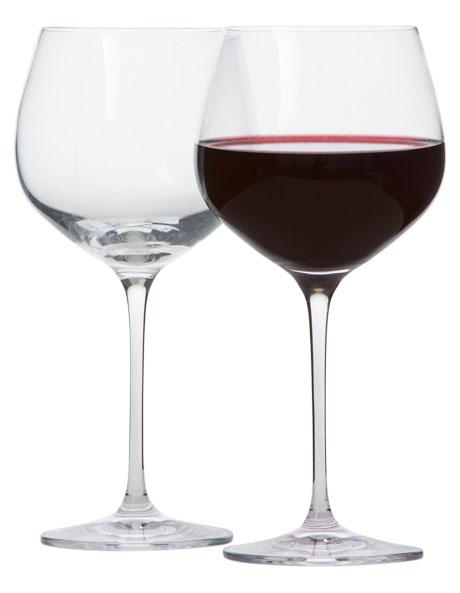 'Vinoteca' Burgundy Glass Set of 6 570ml image 1