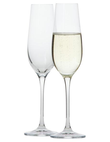 'Vinoteca' Champagne Flute Set of 6 image 1
