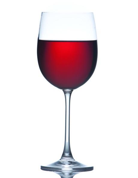 Siena Set of 6 Red Wine Glasses image 1
