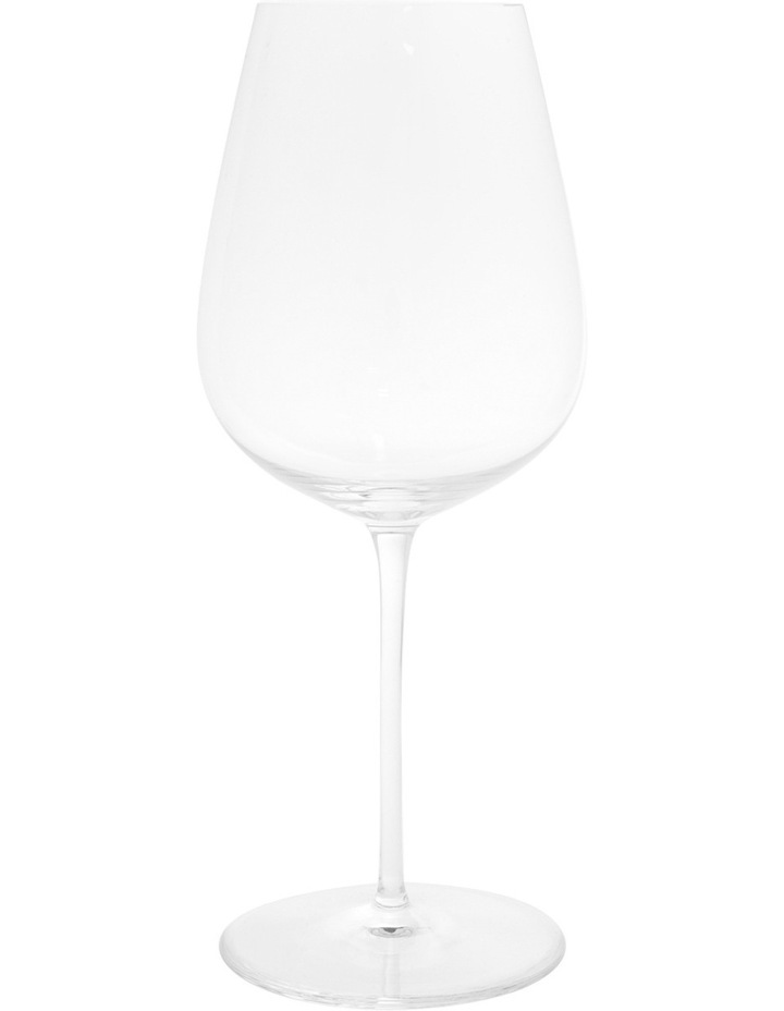 Premium Mouth Blown Crystal White Wine Glass, Set of 4 image 1