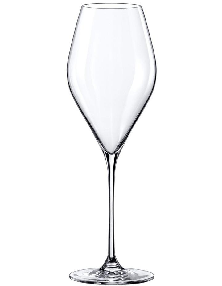Swan White Wine Glasses 430ml Set of 4 image 1