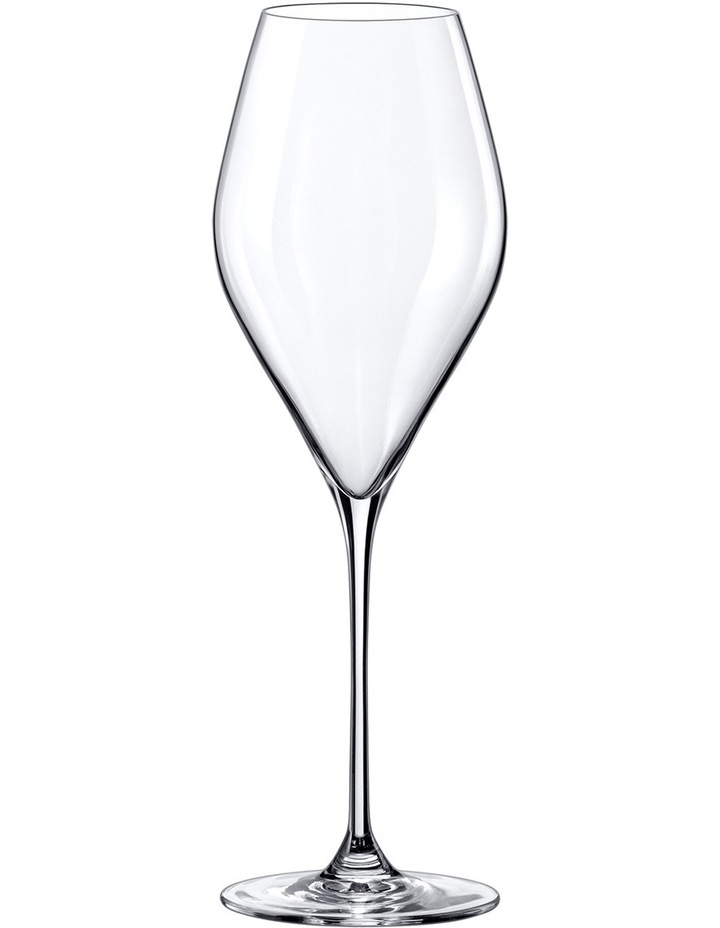 Swan White Wine Glasses 430ml Set of 4 image 1