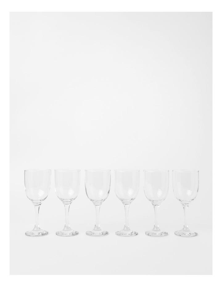 Mable Medium Wine Glass 290ml Set Of 6 image 2