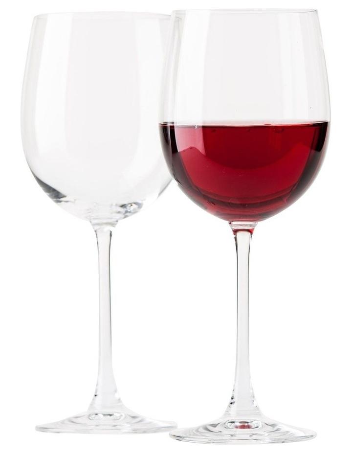 'Siena' Set of 6 Red wine 440ml image 1