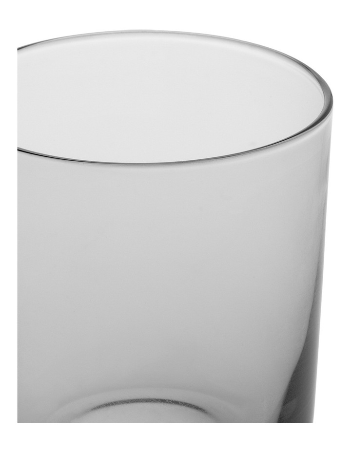 Denver tinted smokey grey tumbler Set of 4 image 2