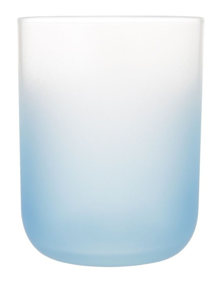 Arlo Frosted Tumbler Set of 4 Blue image 1